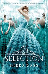 Foto Cover di The Selection, Ebook inglese di Kiera Cass, edito da HarperCollins