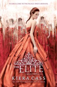 Foto Cover di The Elite, Ebook inglese di Kiera Cass, edito da HarperCollins