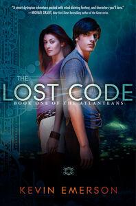 Foto Cover di The Lost Code, Ebook inglese di Kevin Emerson, edito da HarperCollins