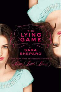 Foto Cover di The Lying Game, Ebook inglese di Sara Shepard, edito da HarperCollins
