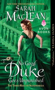 Foto Cover di No Good Duke Goes Unpunished, Ebook inglese di Sarah MacLean, edito da HarperCollins