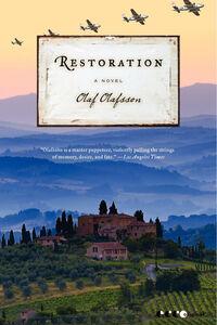 Foto Cover di Restoration, Ebook inglese di Olaf Olafsson, edito da HarperCollins