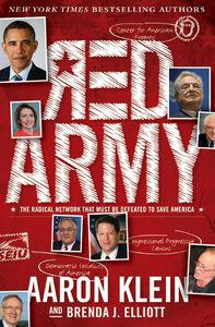 Foto Cover di Red Army, Ebook inglese di Brenda J. Elliott,Aaron Klein, edito da HarperCollins