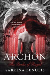 Foto Cover di Archon, Ebook inglese di Sabrina Benulis, edito da HarperCollins