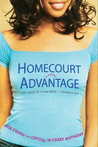 Foto Cover di Homecourt Advantage, Ebook inglese di Crystal McCrary Anthony,Rita Ewing, edito da HarperCollins