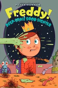 Foto Cover di Deep-Space Food Fighter, Ebook inglese di Peter Hannan,Peter Hannan, edito da HarperCollins
