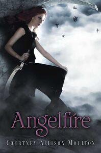Foto Cover di Angelfire, Ebook inglese di Courtney Allison Moulton, edito da HarperCollins