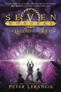 Foto Cover di The Legend of the Rift, Ebook inglese di Peter Lerangis,Torstein Norstrand, edito da HarperCollins