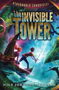 Foto Cover di The Invisible Tower, Ebook inglese di Nils Johnson-Shelton, edito da HarperCollins