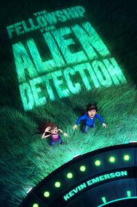 Foto Cover di The Fellowship for Alien Detection, Ebook inglese di Kevin Emerson, edito da HarperCollins