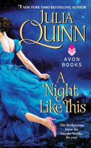 Foto Cover di A Night Like This, Ebook inglese di Julia Quinn, edito da HarperCollins