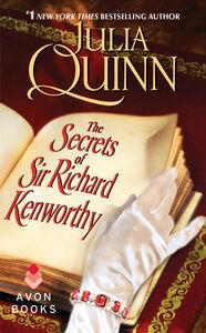Foto Cover di The Secrets of Sir Richard Kenworthy, Ebook inglese di Julia Quinn, edito da HarperCollins