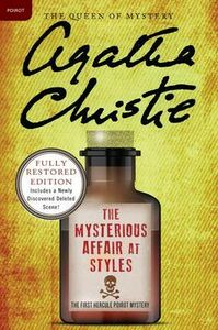 Libro in inglese The Mysterious Affair at Styles  - Agatha Christie