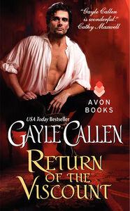 Foto Cover di Return of the Viscount, Ebook inglese di Gayle Callen, edito da HarperCollins