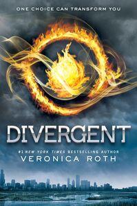 Foto Cover di Divergent, Ebook inglese di Veronica Roth, edito da HarperCollins