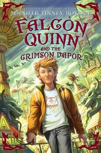 Foto Cover di Falcon Quinn and the Crimson Vapor, Ebook inglese di Jennifer Finney Boylan, edito da HarperCollins