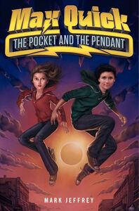 Foto Cover di Max Quick, Ebook inglese di Mark Jeffrey, edito da HarperCollins