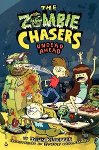 Foto Cover di Undead Ahead, Ebook inglese di Steve Wolfhard,John Kloepfer, edito da HarperCollins