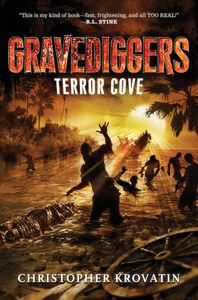 Foto Cover di Terror Cove, Ebook inglese di Christopher Krovatin, edito da HarperCollins