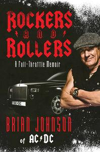 Foto Cover di Rockers and Rollers, Ebook inglese di Brian Johnson, edito da HarperCollins