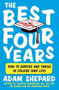 Foto Cover di The Best Four Years, Ebook inglese di Adam Shepard, edito da HarperCollins