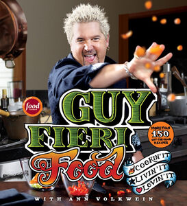 Foto Cover di Guy Fieri Food, Ebook inglese di Guy Fieri,Ann Volkwein, edito da HarperCollins