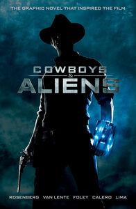 Foto Cover di Cowboys and Aliens, Ebook inglese di Scott Mitchell Rosenberg, edito da HarperCollins