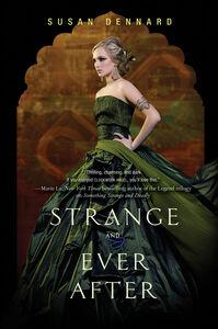 Foto Cover di Strange and Ever After, Ebook inglese di Susan Dennard, edito da HarperCollins