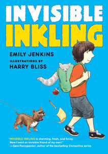 Foto Cover di Invisible Inkling, Ebook inglese di Harry Bliss,Emily Jenkins, edito da HarperCollins