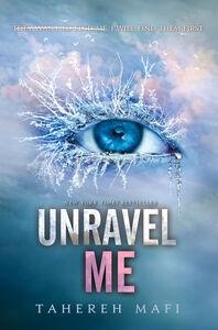 Foto Cover di Unravel Me, Ebook inglese di Tahereh Mafi, edito da HarperCollins