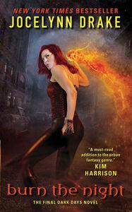Foto Cover di Burn the Night, Ebook inglese di Jocelynn Drake, edito da HarperCollins