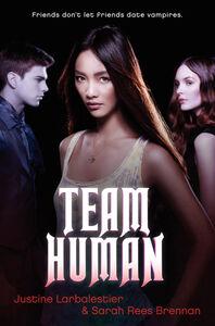 Foto Cover di Team Human, Ebook inglese di Justine Larbalestier,Sarah Rees Brennan, edito da HarperCollins