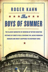 Foto Cover di The Boys of Summer, Ebook inglese di Roger Kahn, edito da HarperCollins