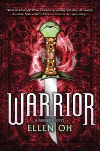 Foto Cover di Warrior, Ebook inglese di Ellen Oh, edito da HarperCollins