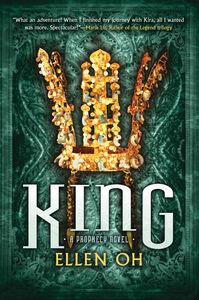Foto Cover di King, Ebook inglese di Ellen Oh, edito da HarperCollins