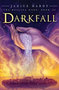 Foto Cover di Darkfall, Ebook inglese di Janice Hardy, edito da HarperCollins