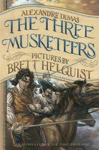 Foto Cover di The Three Musketeers, Ebook inglese di Brett Helquist,Alexandre Dumas, edito da HarperCollins
