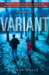 Foto Cover di Variant, Ebook inglese di Robison Wells, edito da HarperCollins