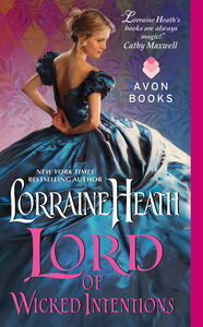 Foto Cover di Lord of Wicked Intentions, Ebook inglese di Lorraine Heath, edito da HarperCollins