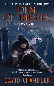 Foto Cover di Den of Thieves, Ebook inglese di David Chandler, edito da HarperCollins