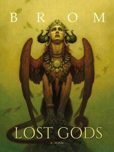 Ebook in inglese Lost Gods Brom