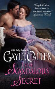 Foto Cover di Every Scandalous Secret, Ebook inglese di Gayle Callen, edito da HarperCollins