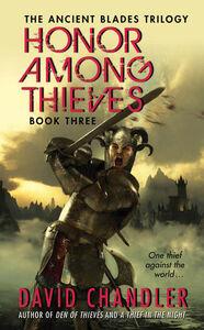 Foto Cover di Honor Among Thieves, Ebook inglese di David Chandler, edito da HarperCollins