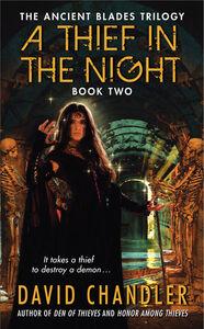Foto Cover di A Thief in the Night, Ebook inglese di David Chandler, edito da HarperCollins