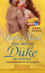 Foto Cover di The Art of Duke Hunting, Ebook inglese di Sophia Nash, edito da HarperCollins