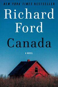 Foto Cover di Canada, Ebook inglese di Richard Ford, edito da HarperCollins