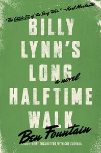 Foto Cover di Billy Lynn's Long Halftime Walk, Ebook inglese di Ben Fountain, edito da HarperCollins