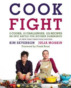 Foto Cover di CookFight, Ebook inglese di Julia Moskin,Kim Severson, edito da HarperCollins