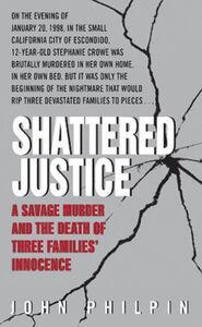 Foto Cover di Shattered Justice, Ebook inglese di John Philpin, edito da HarperCollins