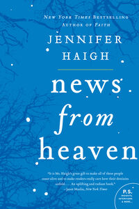 Foto Cover di News from Heaven, Ebook inglese di Jennifer Haigh, edito da HarperCollins